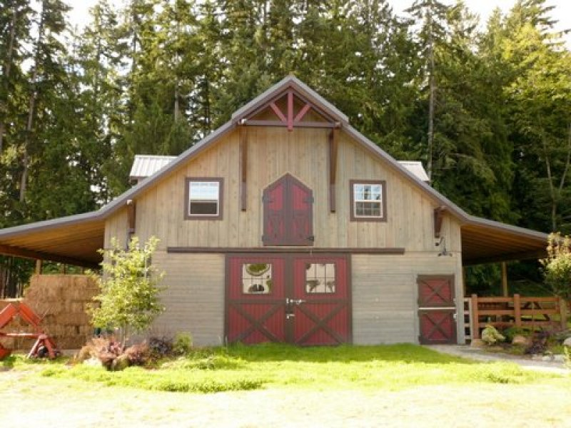 Pole Building Gallery Lbconstructionofwhidbey Com